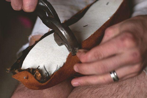 Обувь своими руками 10