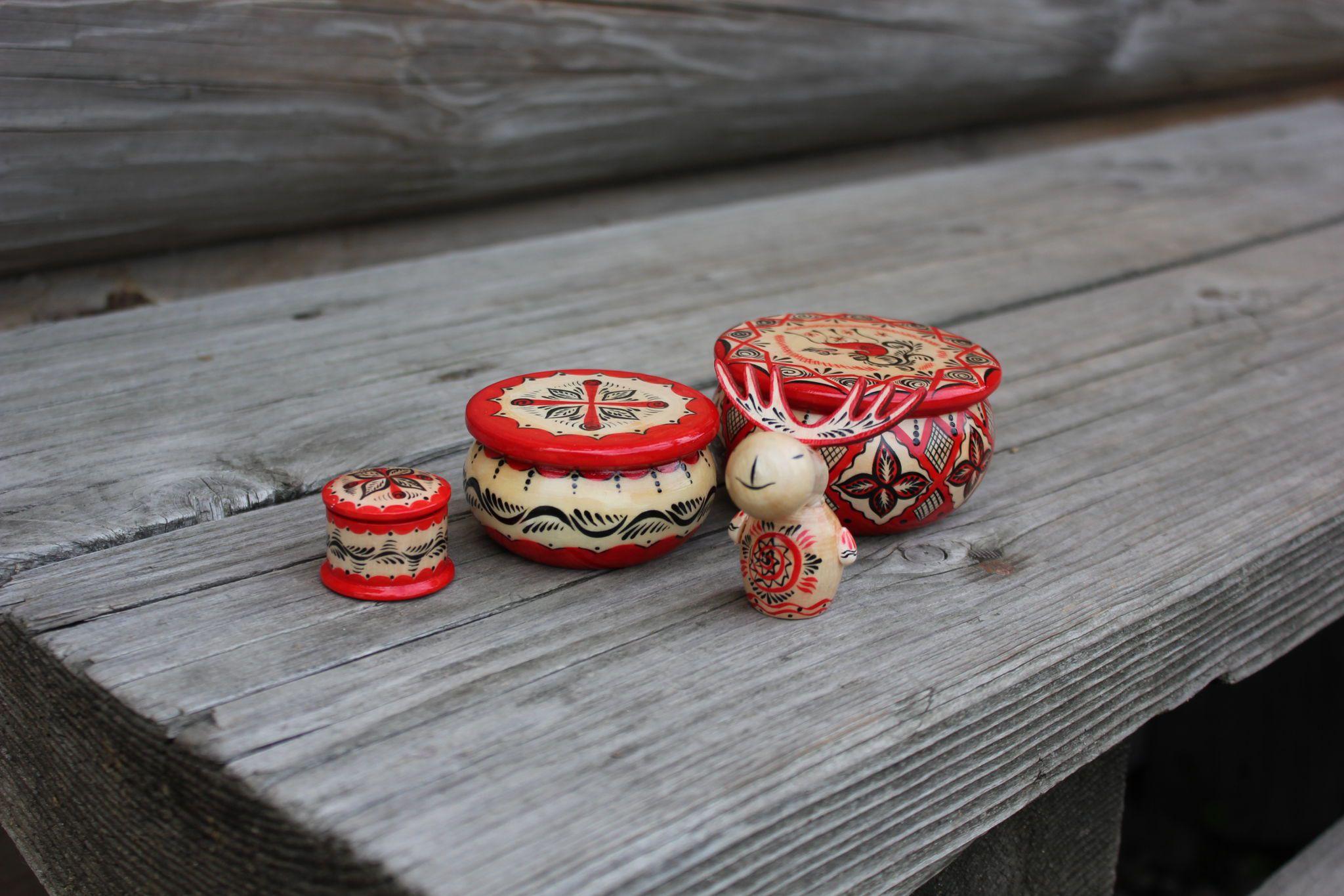 состаривание рисуем кракелюр шкатулка роспись декорирование лак