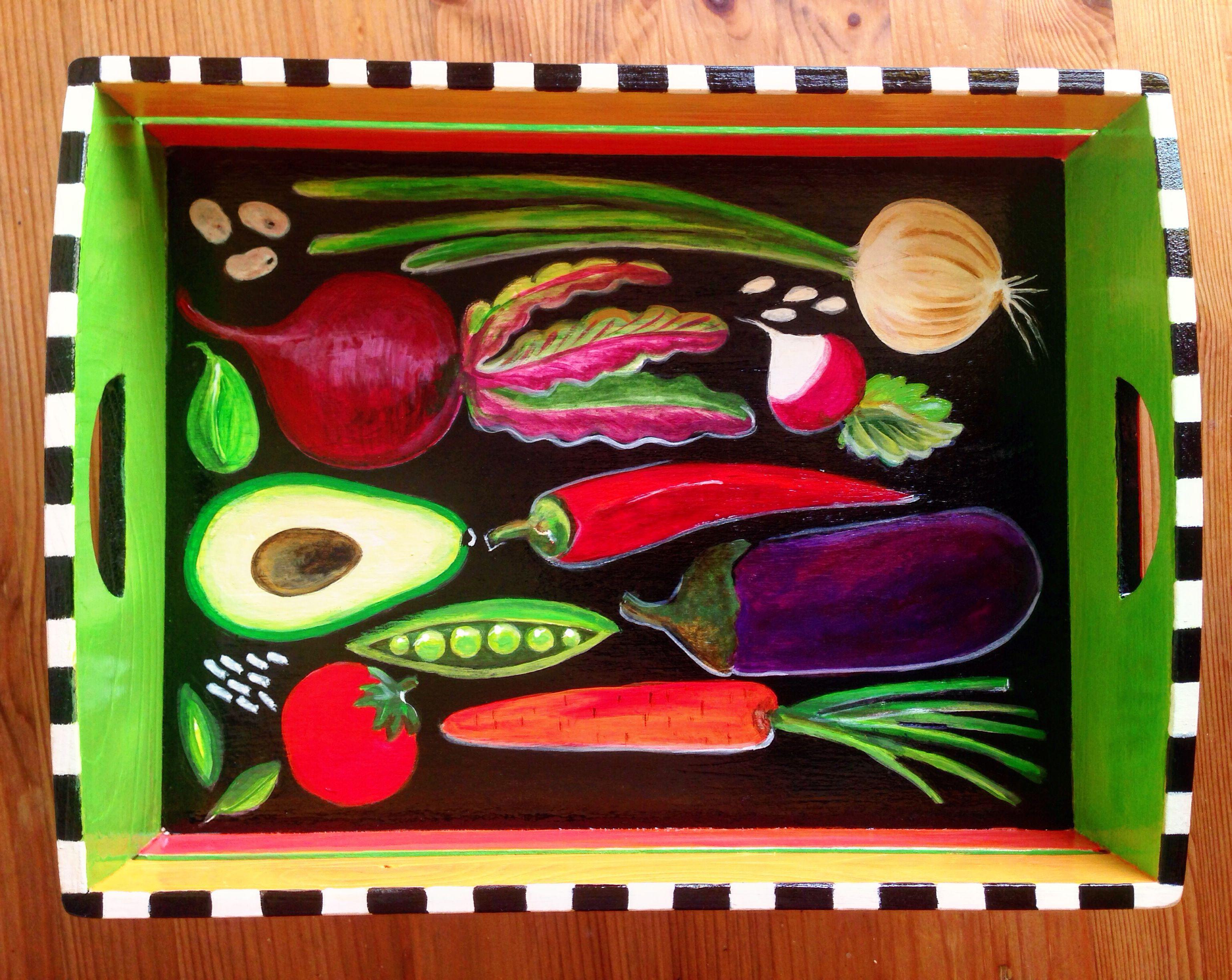 ручнаяработа кухоннаяутварь кухня поднос подарки