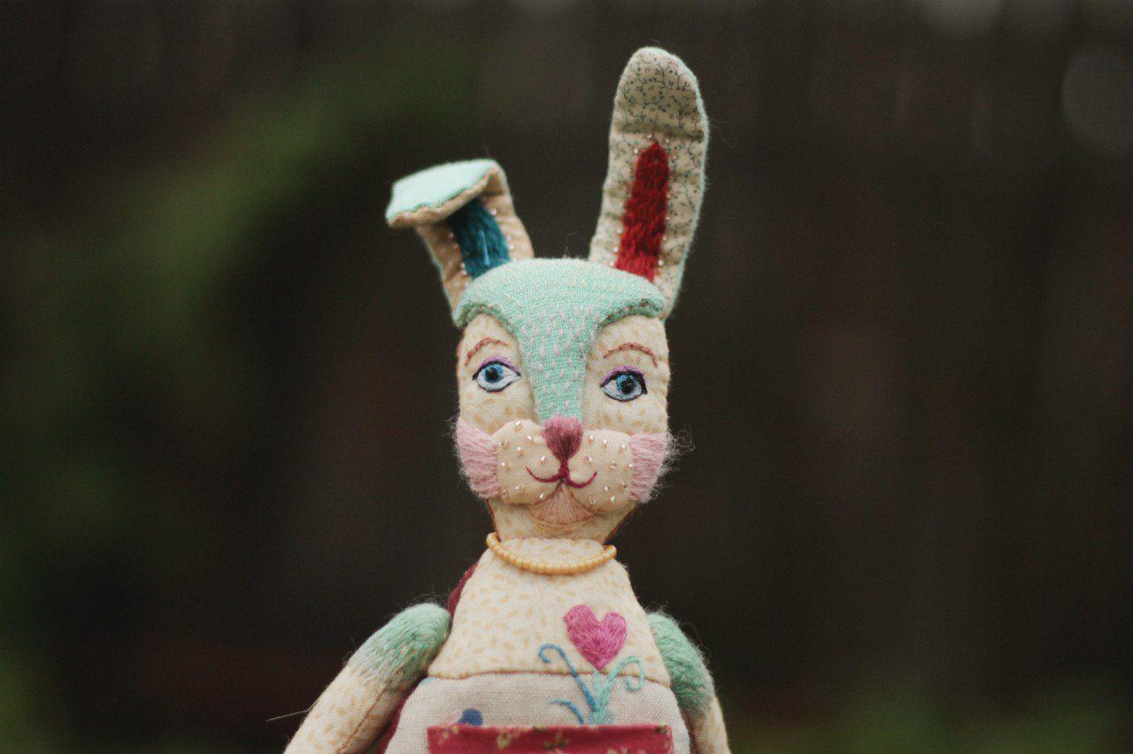 игрушки шитье куклы ткань мастеркласс