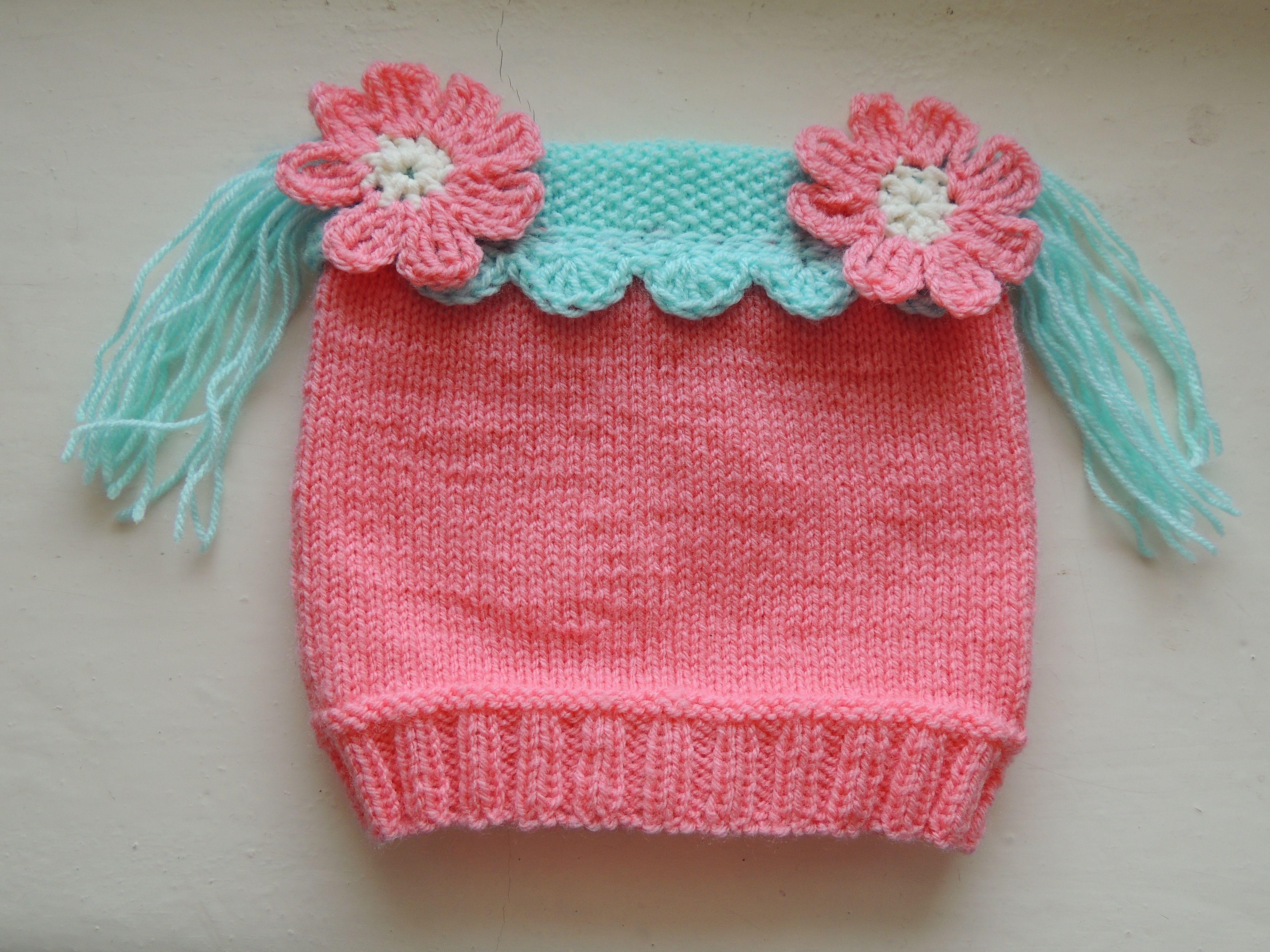 осенняя шапочка шапкадлядевочки шапочкаклубничка весенняяшапка шапка цветочки детскаяшапка
