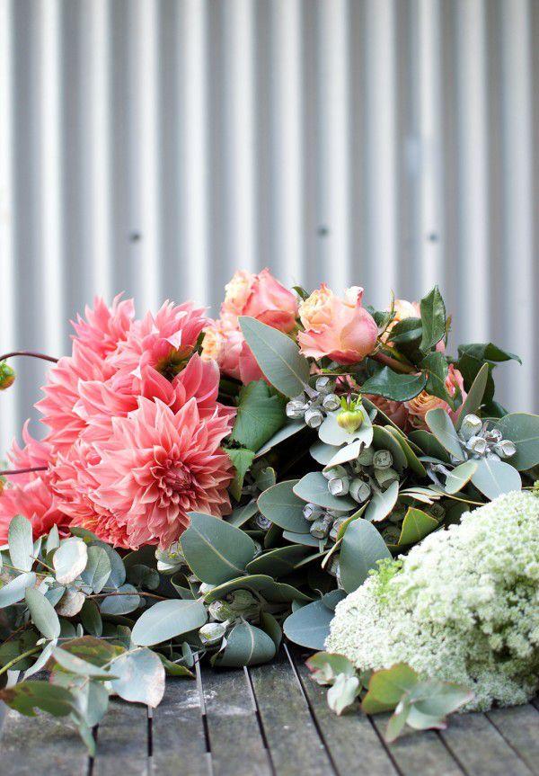 подарок декор букет цветы красиво