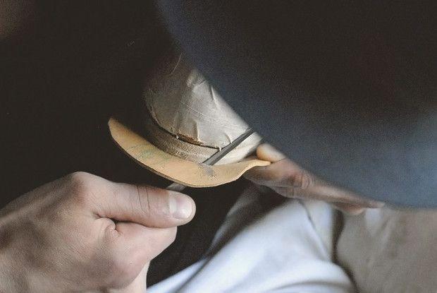 Обувь своими руками 33