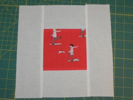Лоскутное одеяло 3