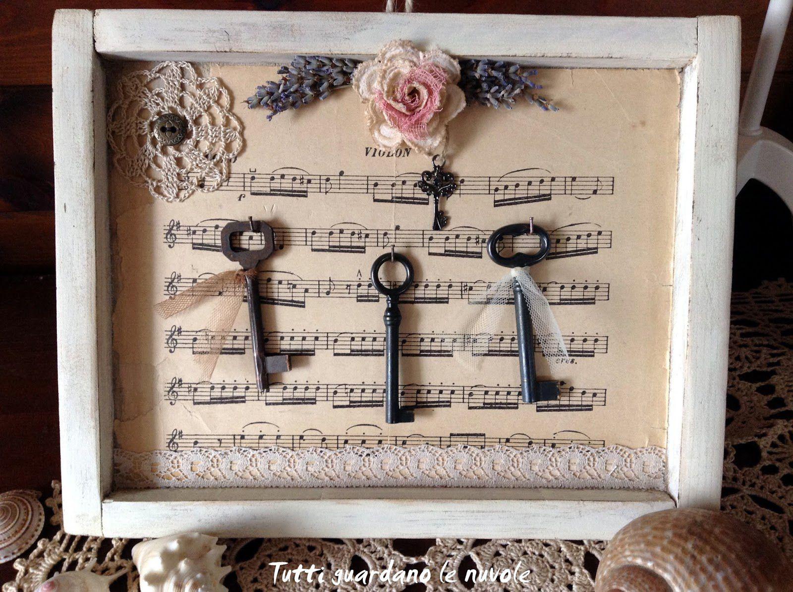 сам идеи своими ключи декора дома для руками сделай картина