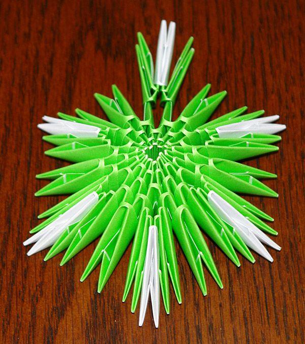 Модульное оригами 6
