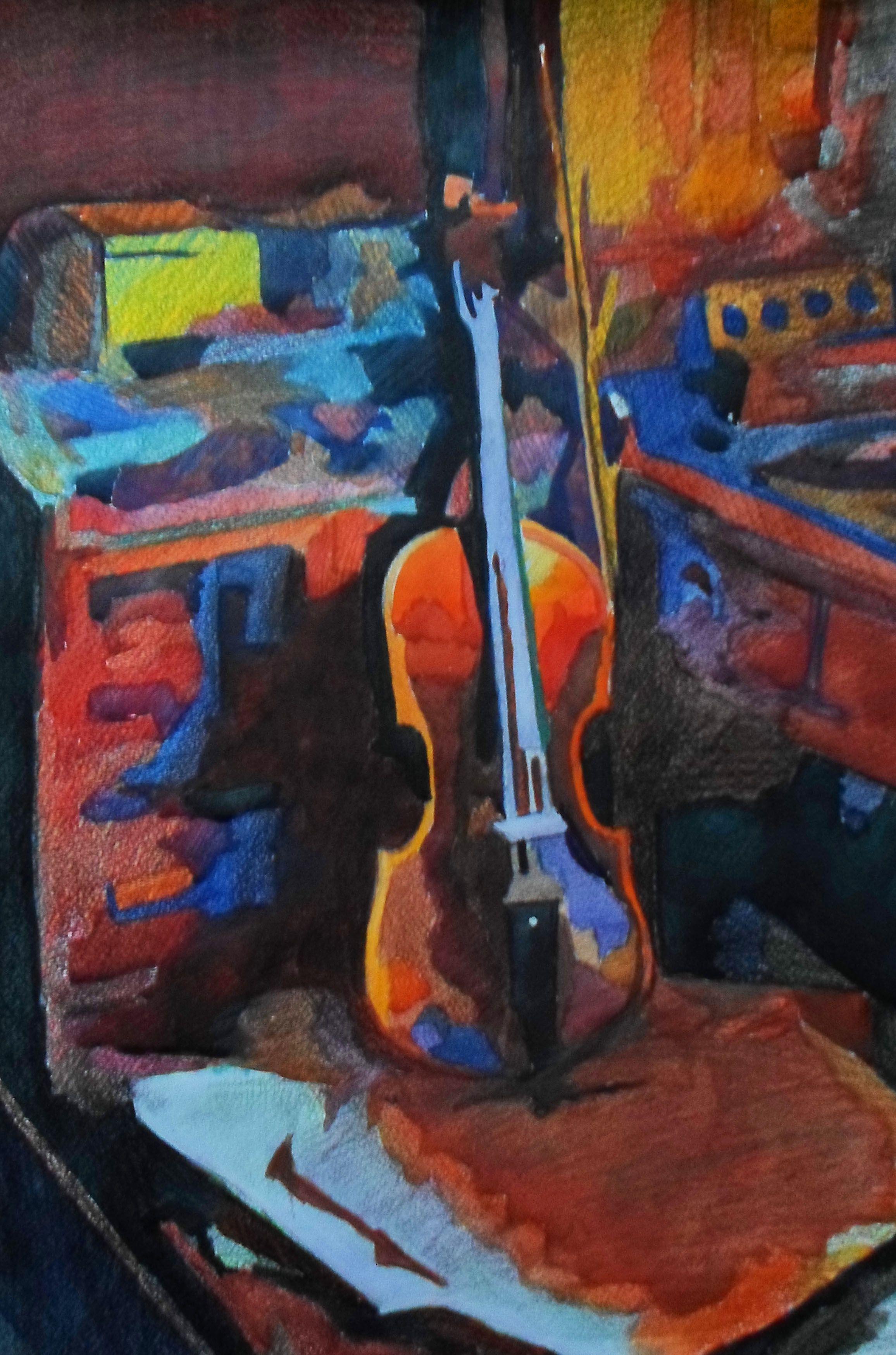 изобразительное акварельные интерьер живопись карандаши акварель искусство натюрморт современное