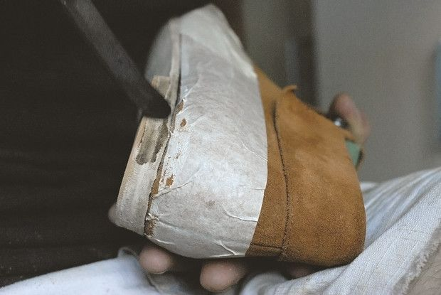 Обувь своими руками 39