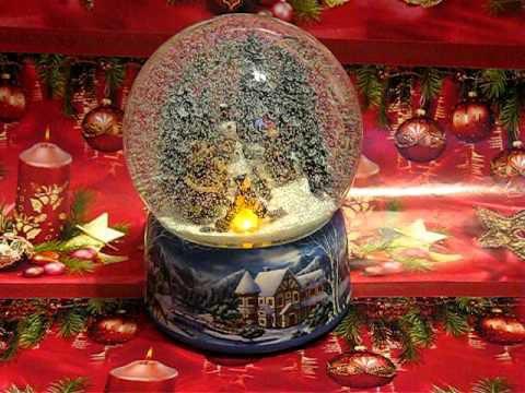 со снегом мастеркласс новый шар год подарок