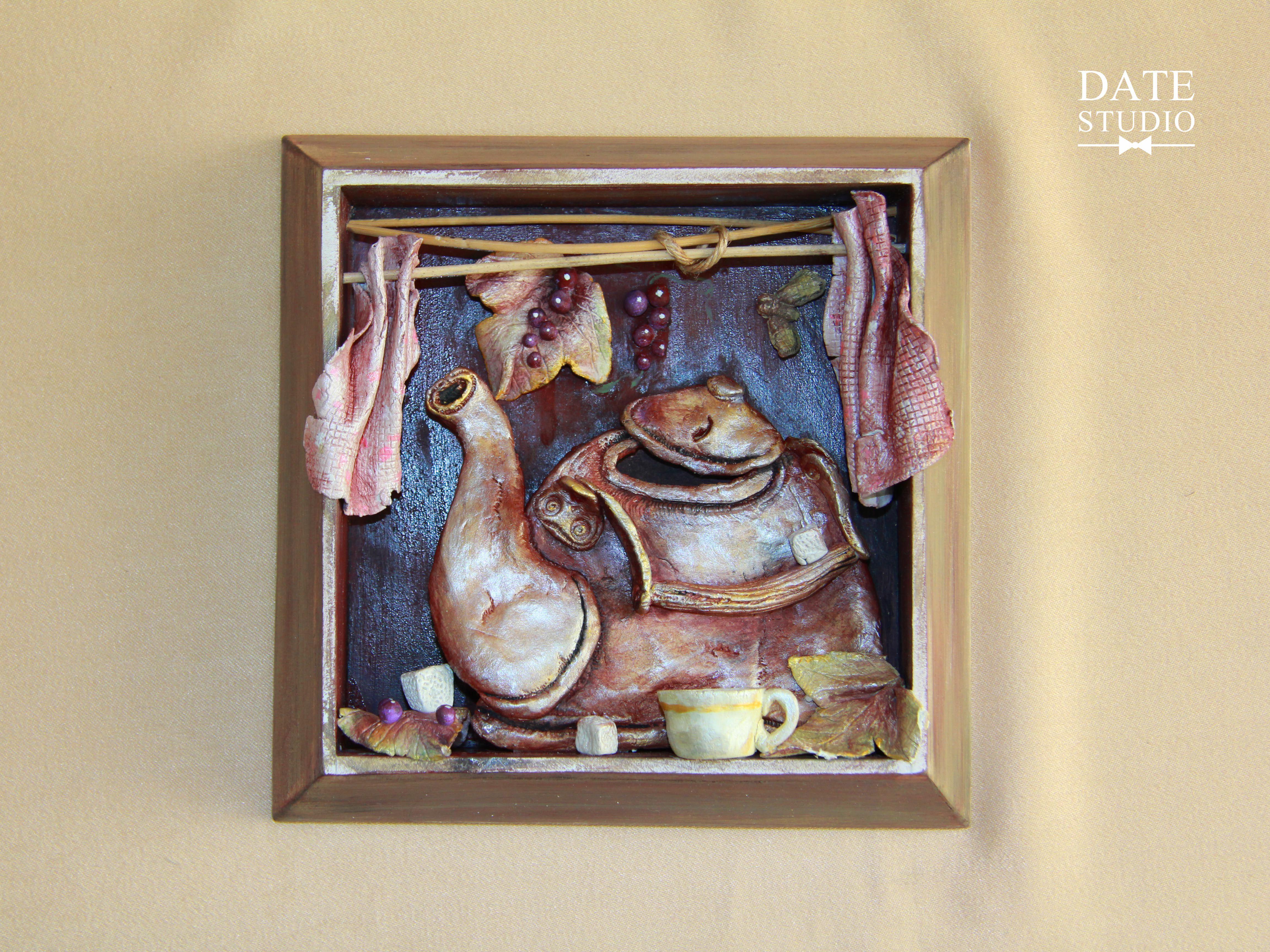 подарок декор картины интерьер кухня женщине