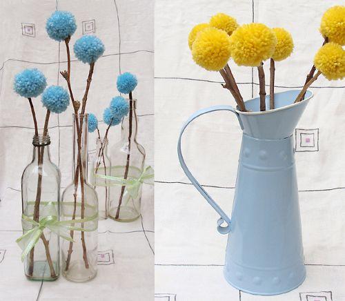 Цветы своими руками 6