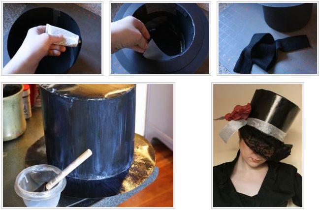 Шляпа своими руками 7