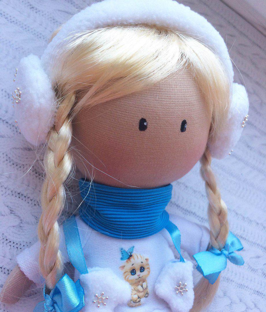 интерьерная кукла авторскаякукла куклаизткани интерьернаякукла текстильнаякукла