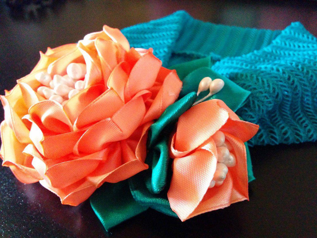девочкам голову лент повязка для повязки волос украшения цветы подарки
