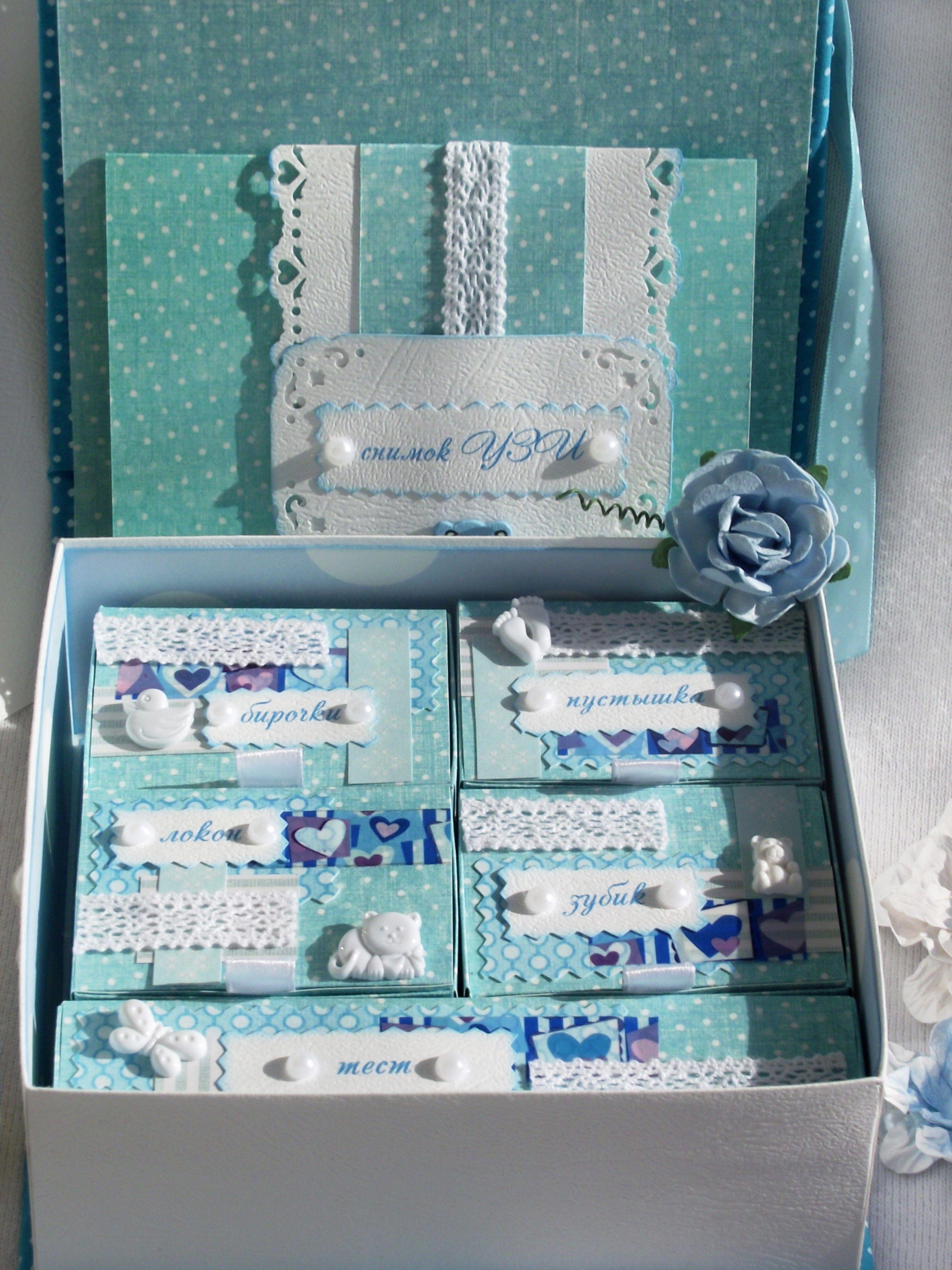 подарки шкатулочка голубой сокровищница мамины детям новорожденный маминысокровища малыш сокровища цветы
