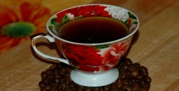Поделки из зерен кофе 4