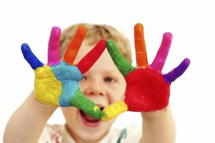 дети аппликация творчество мастеркласс