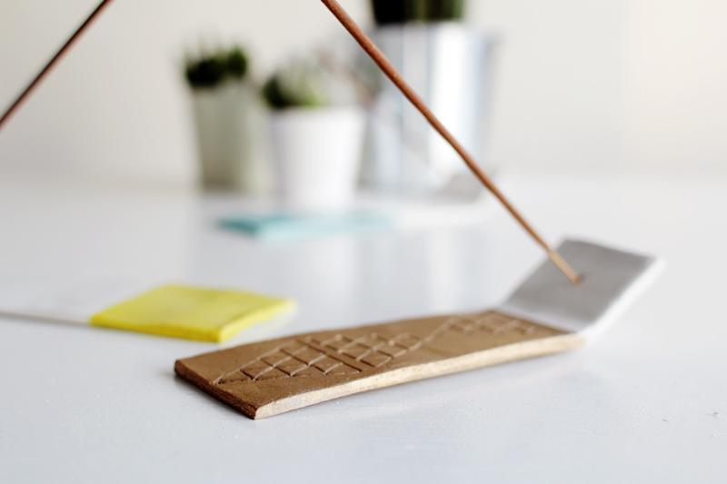 глина мастеркласс восток палочки лепка ароматические подставка
