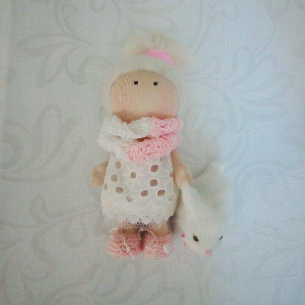 ручнаяработа кукла куколкавналичии слюбовью интерьернаякукла текстильнаякукла