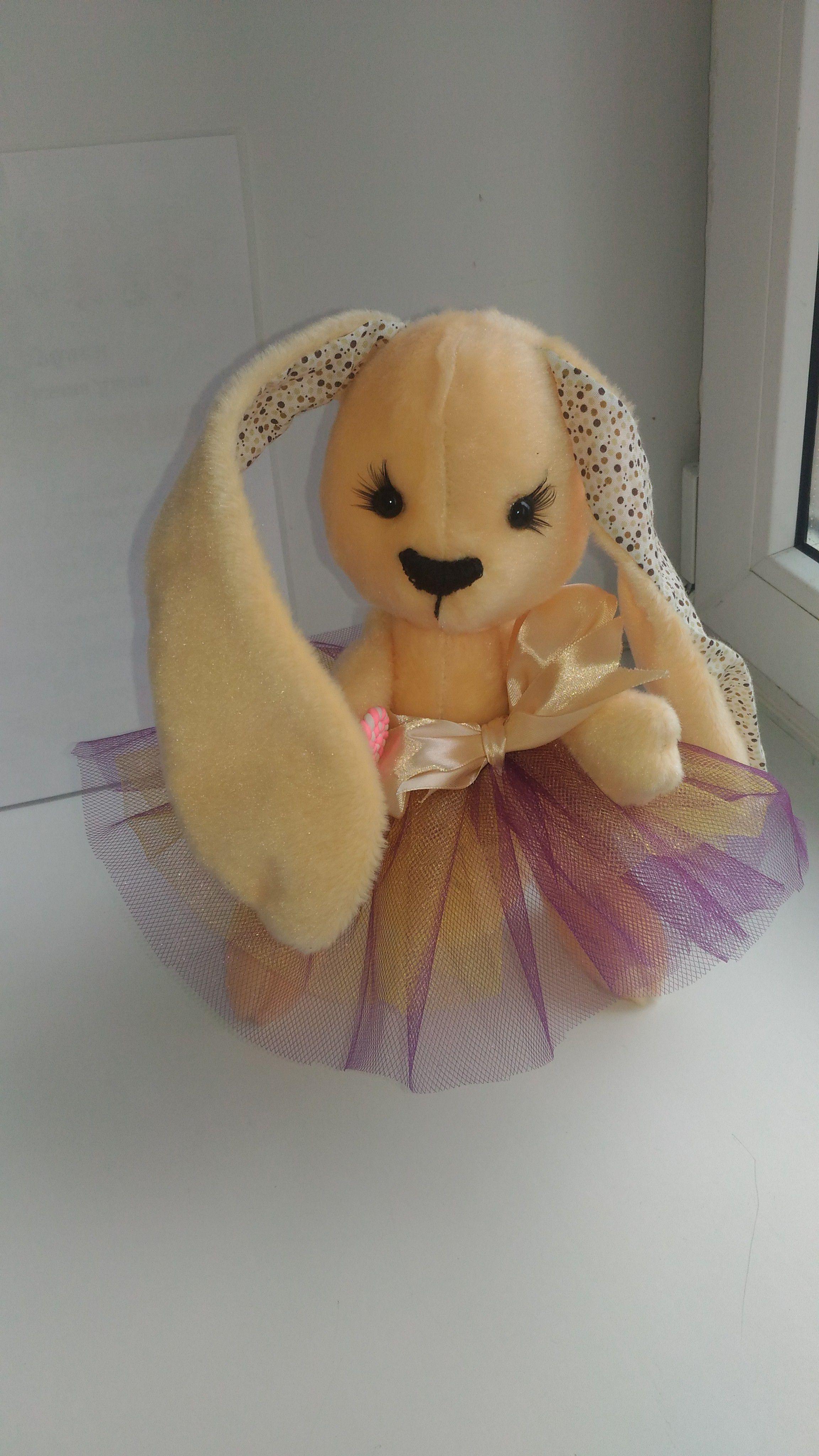 зайка детей для подарок ручнаяработа игрушканазаказ