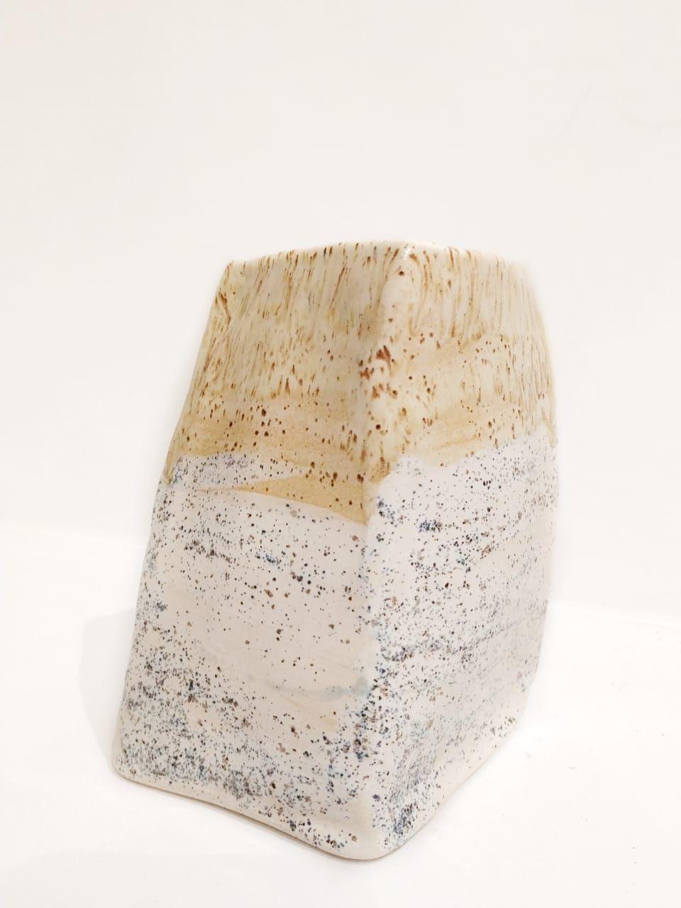 глина посуда глазурь ваза hand ручной работы made