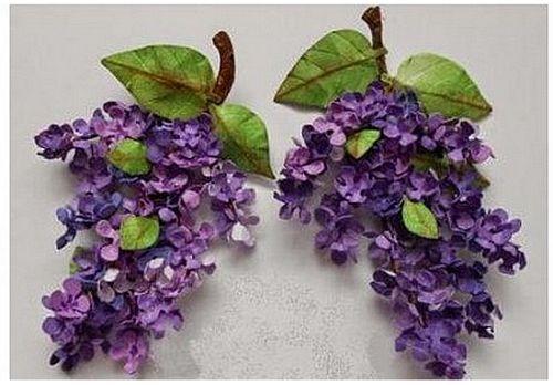 Цветы из бумаги своими руками 14