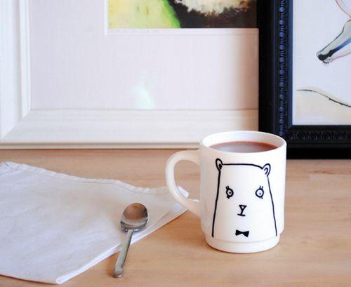 роспись мастеркласс декор чашка