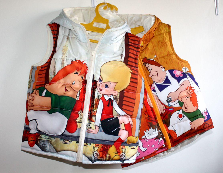 сублимация печать принт сублимационная барби безрукавка куртка жилет для яркая девочки детская стеганный подарок плащевка летняя
