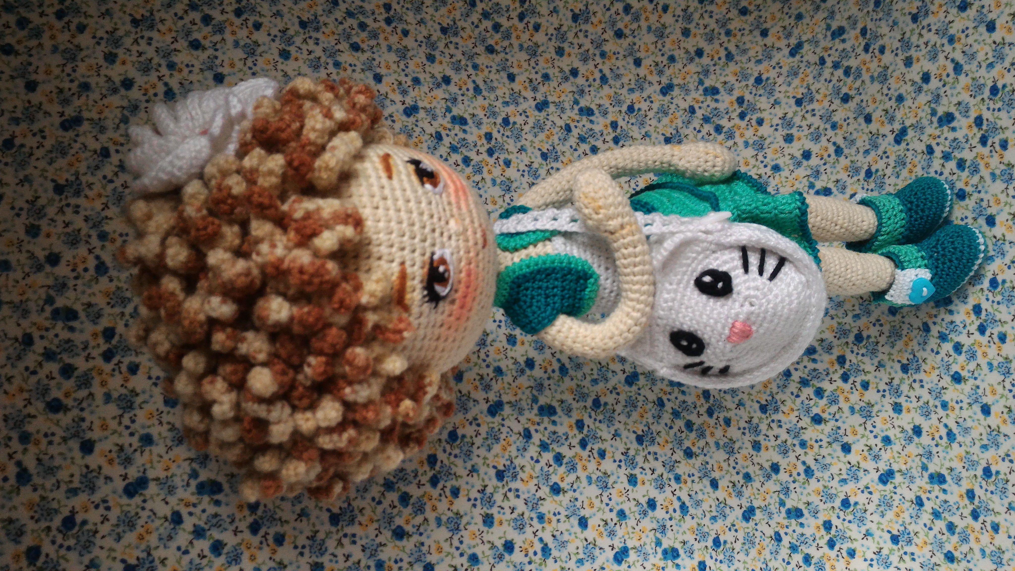 подарки крючком работы ручной семинарами амтгуруми заказ кукла игрушки