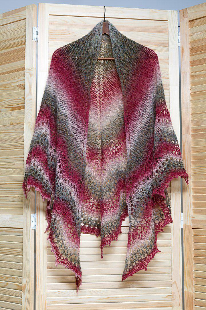 шаль handmade шалька купить подарок ручнаяработа