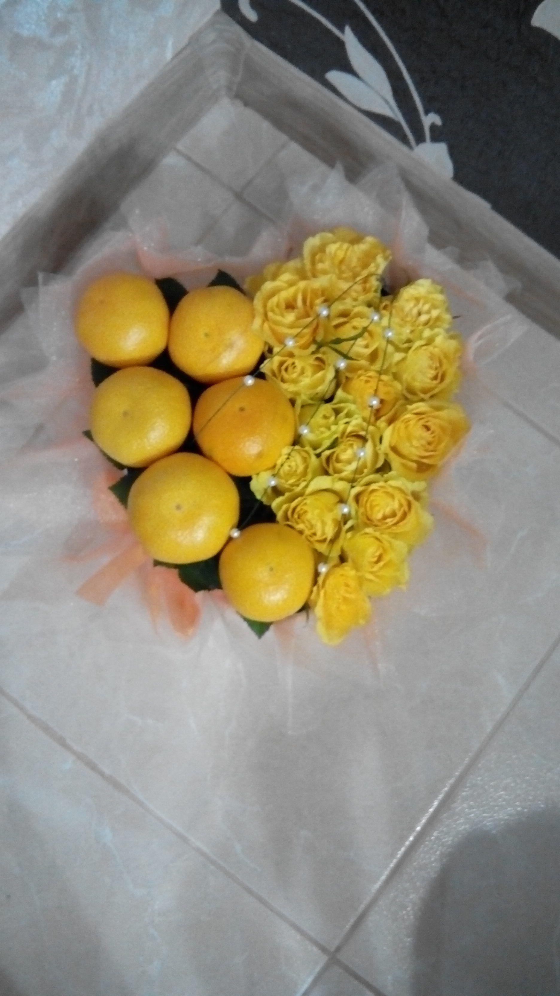 букеты необычно цветы