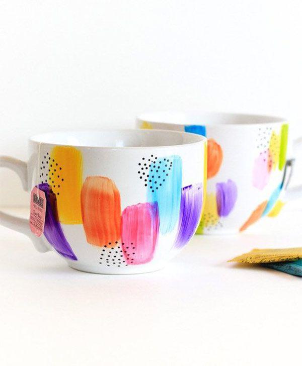 подарков кружки дизайнерская идеи кружка руками своими сделай сам