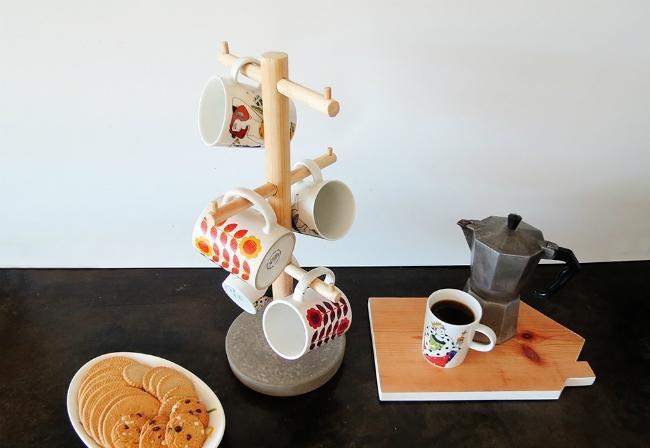дерево кухня чашка подставка