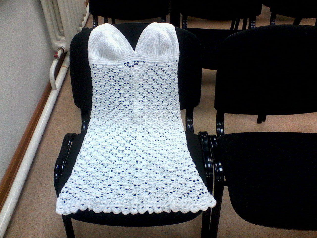для туника летнее вязаное платье белое модное пляжное легкое отпуск необычное девушки