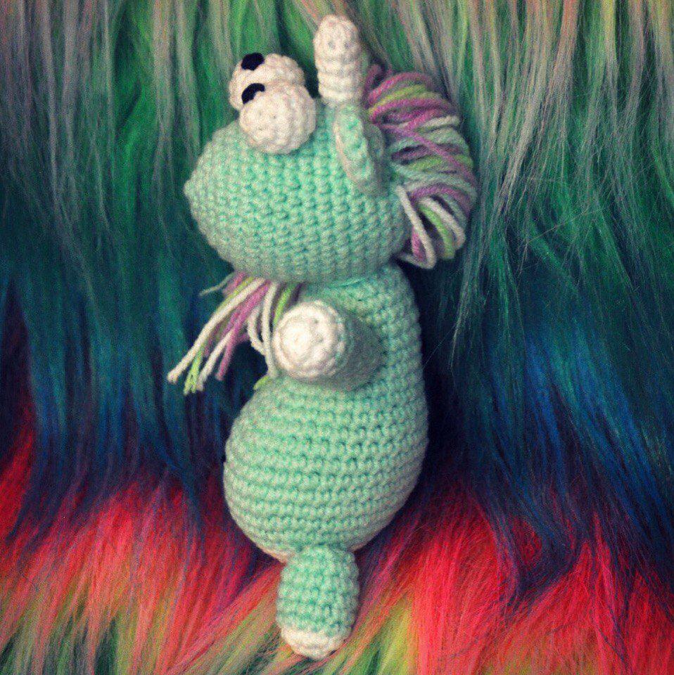 спб единорог амигуруми bogiboo крючок подарок игрушки
