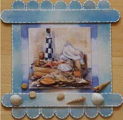 палочек фотографий мороженного матери для день из валентина рамка святого руками своими