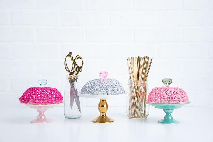 продуктов салфетку летний пати вечеринки крышка вязанную перепрофилировать декор для салфетки вязанные сделай сам