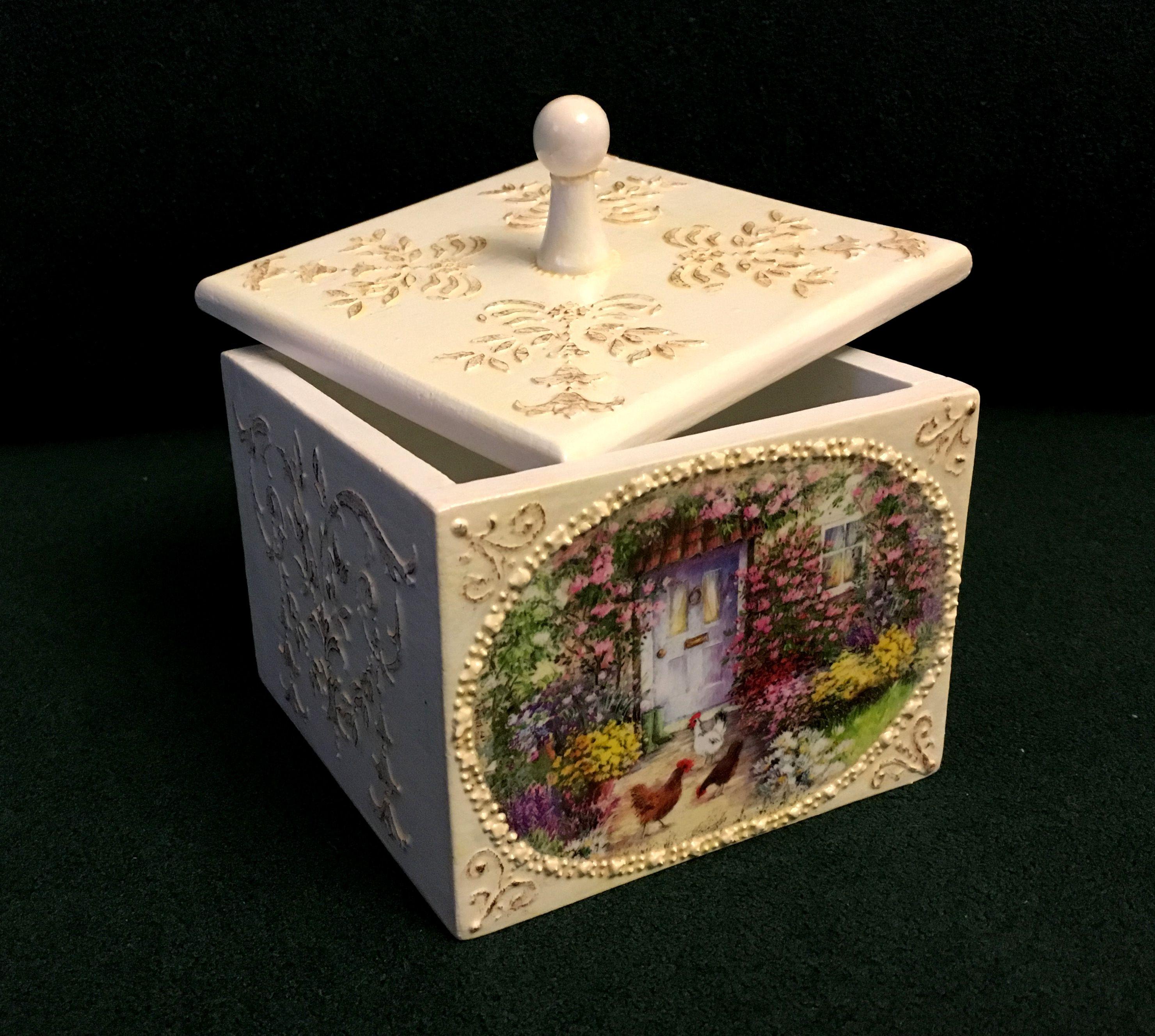 ручнаяработа подарок декор шкатулка shabbychic декупаж handmade шебби шеббишик подарки
