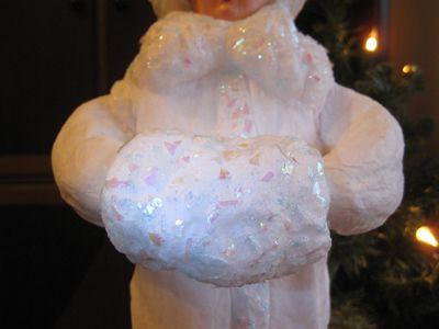 Снегурочка своими руками 6