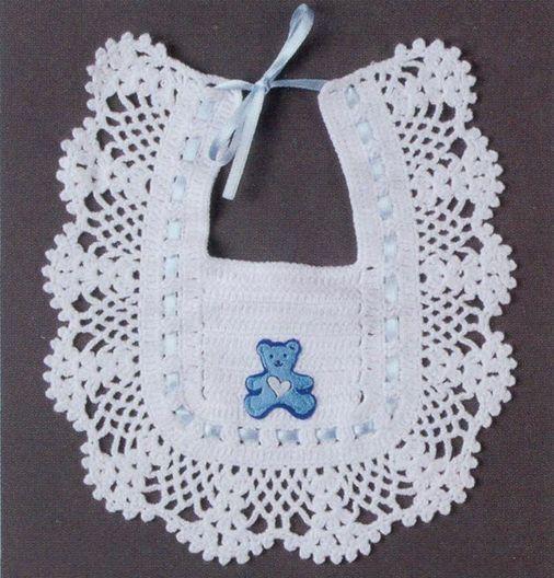 Вязание для новорожденных 5