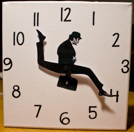 Часы своими руками 4