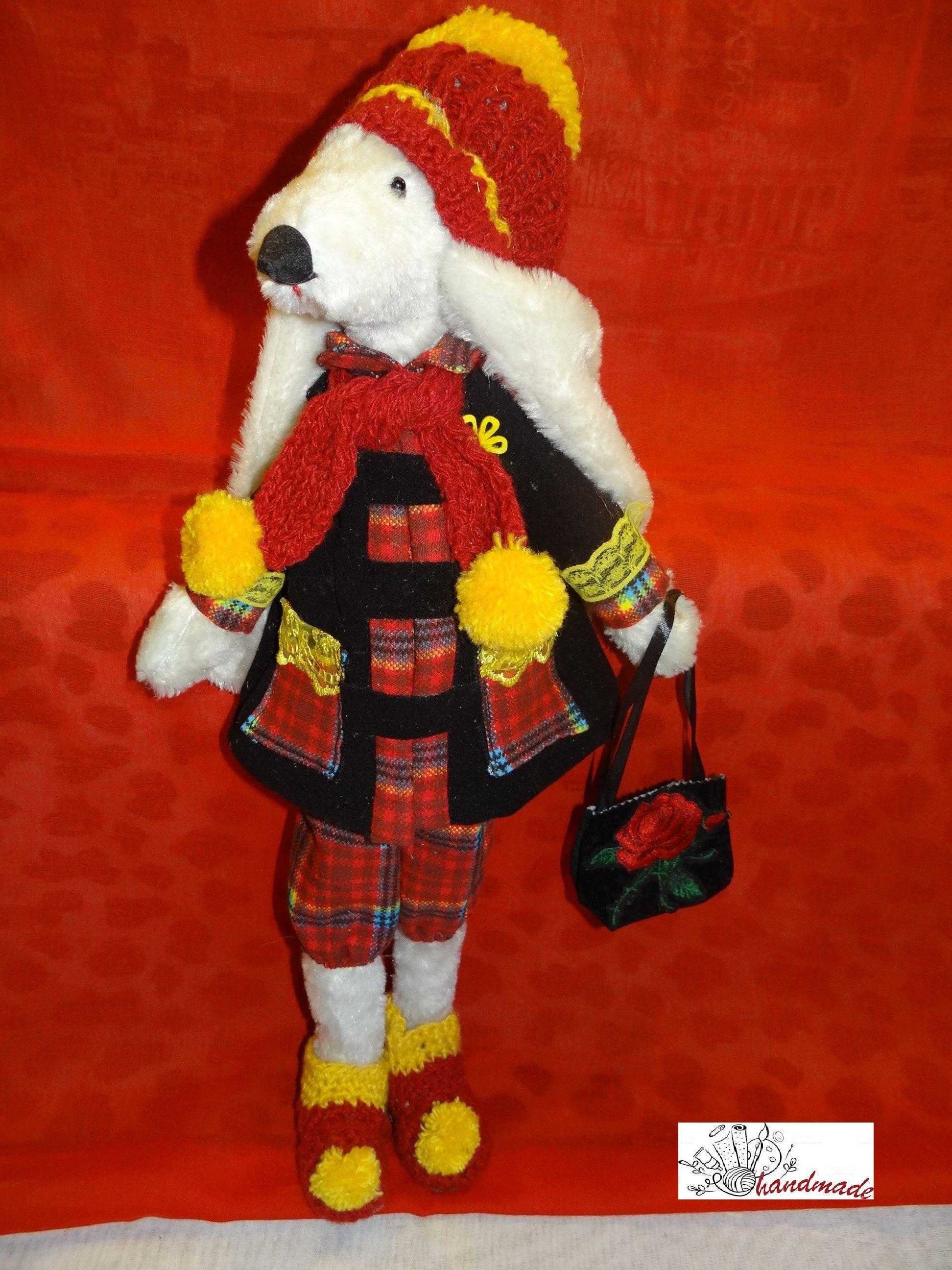 кролик игрушки кукла