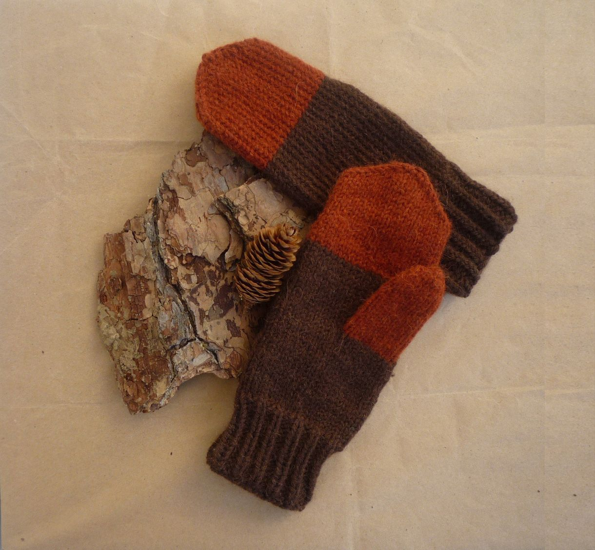 варежки вязание ручнаяработа пермь