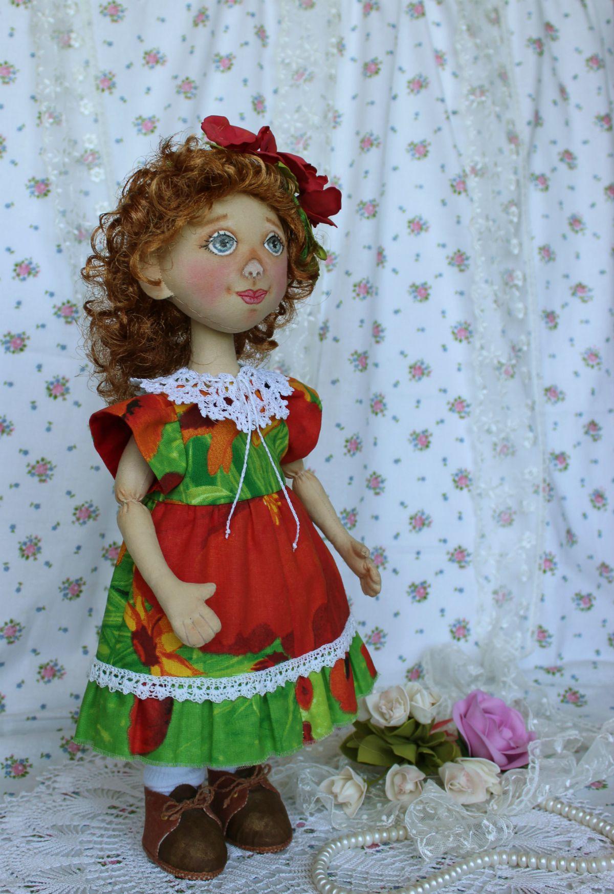 съемной одежде любимая купить девочке куклу кукла текстильная подарок