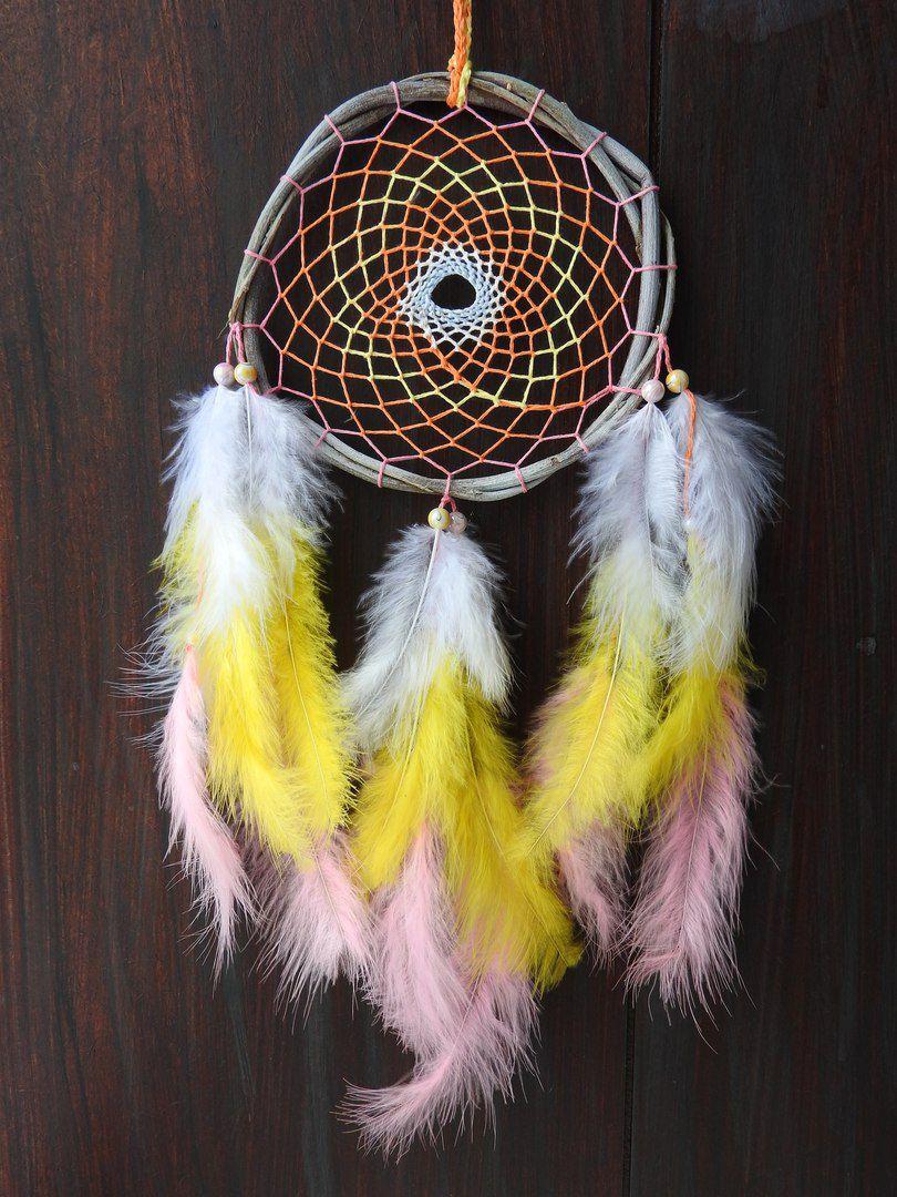 ловец снов винтаж плетение подарок