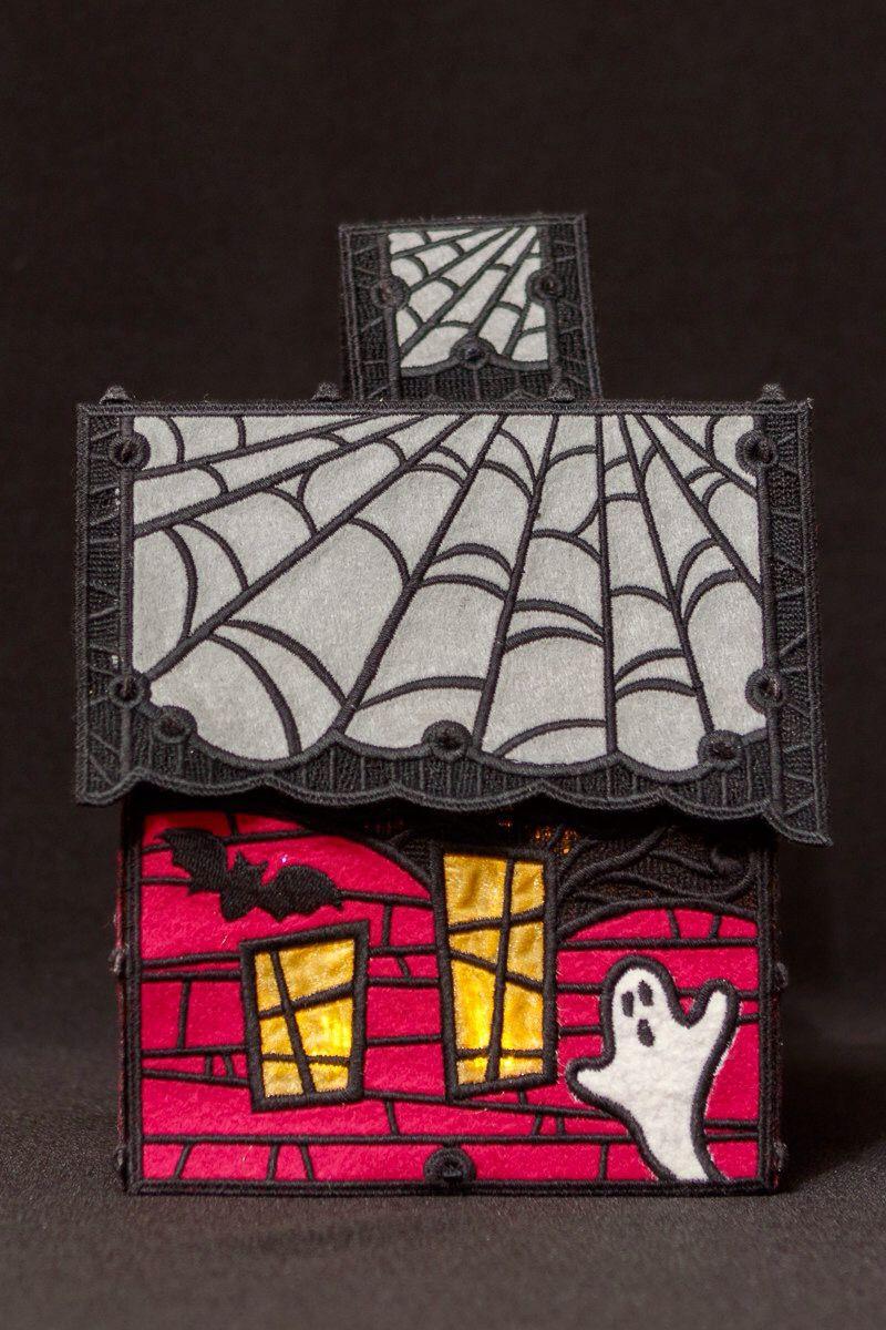 halloween вышивка освещение ночник кружева подарки машинная сувениры