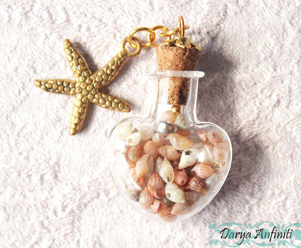 браслет заказ сердце продажа хендмейд хэндмейд баночка камней своими из работа ручная украшение камни подвеска украшения ручной натуральные подарок ракушки авторские творчество бижутерия