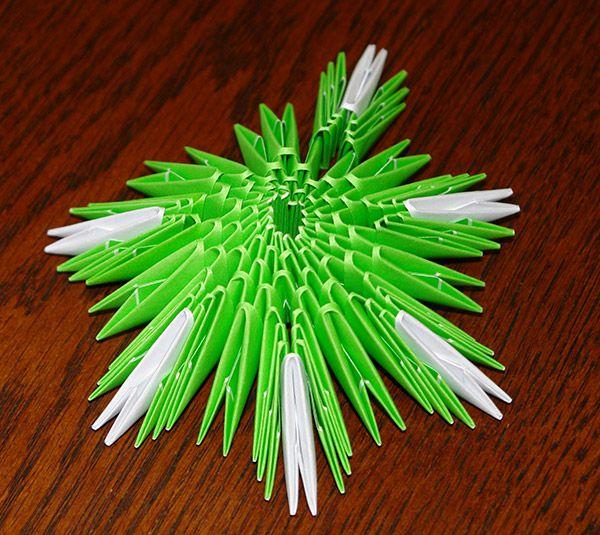 Модульное оригами 10