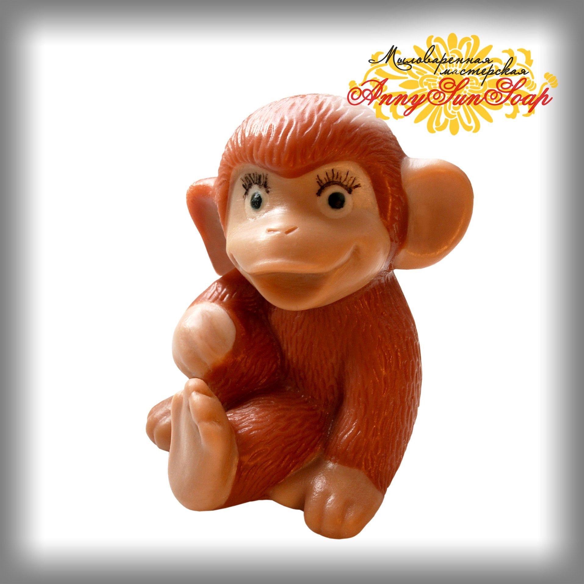 обезьяна подарок символгода мартышка макака символгода2016 новыйгод подарки 2016