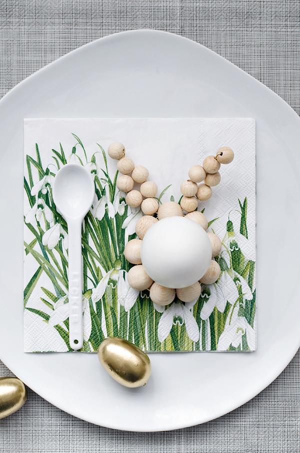 кролик стола яиц декора пасхального для идеи пасха руками своими подставка